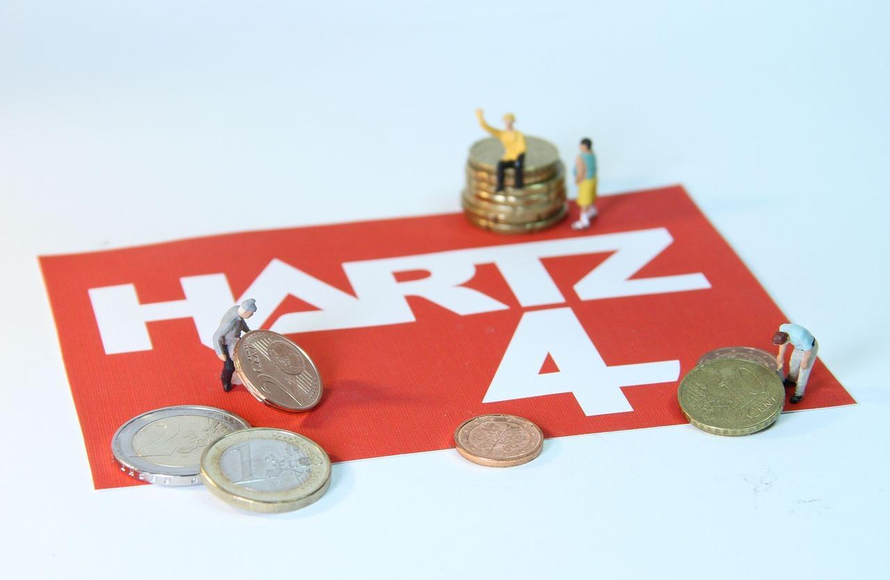 Hartz 4 Vermögen Verstecken