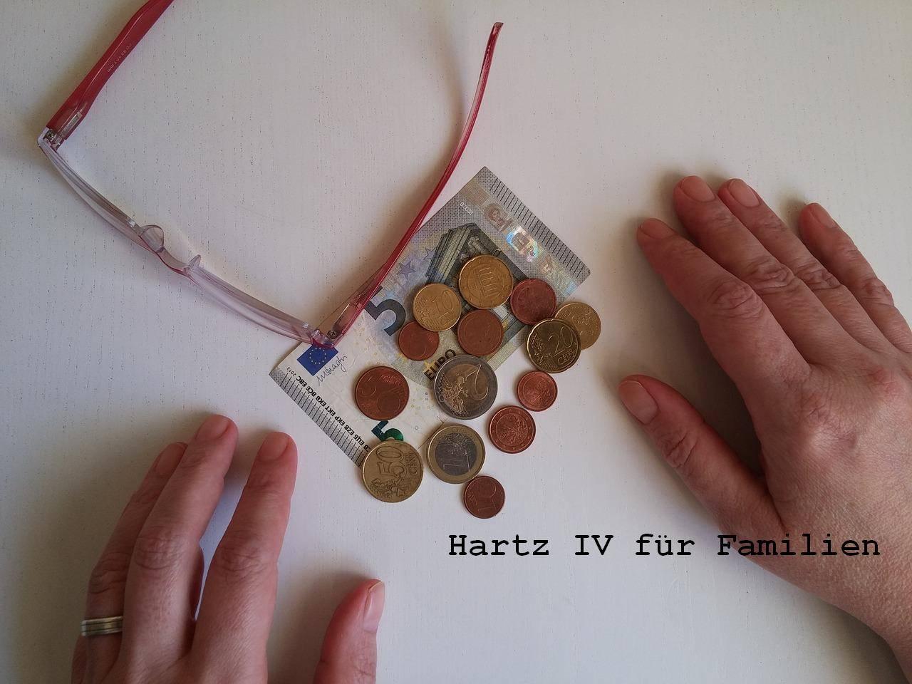 Hartz IV: Sehr oft sind Familien betroffen